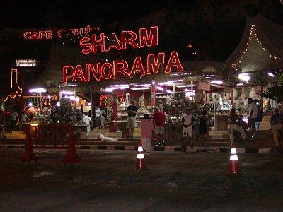 Sharm panorama