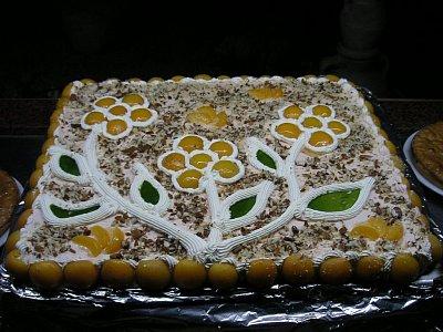 Sladký dortík