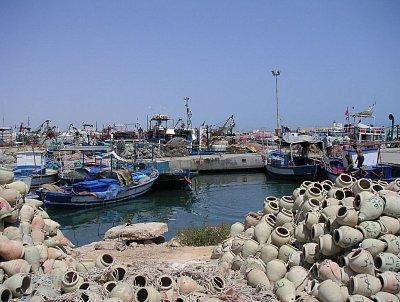 Zarziský přístav