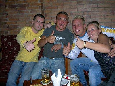 V restauraci Praha Café