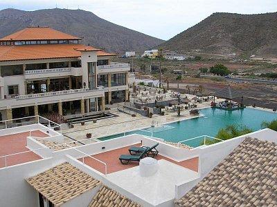 Hotely na Kanárech