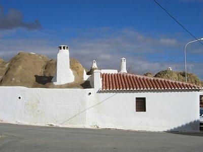 Dům v Guadixu