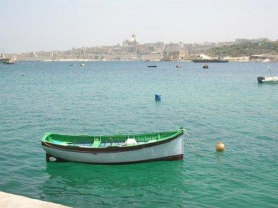 Všudypřítomné maltské loďky