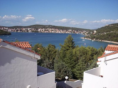 Pohled z ostrova na pevninu (nahrál: Boca)