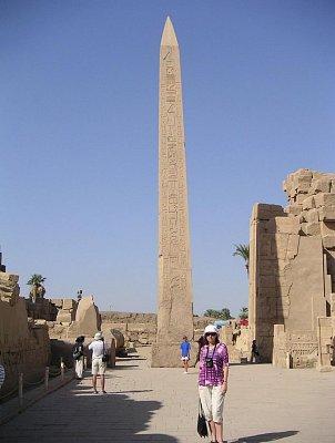 Jeden z obelisků (nahrál: admin)