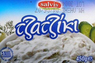 Salát Tzatziki (nahrál: Libor)