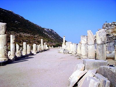 Ephesus - Turecko září 2007 (nahrál: Jetuka)