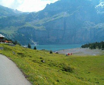 Švýcary....