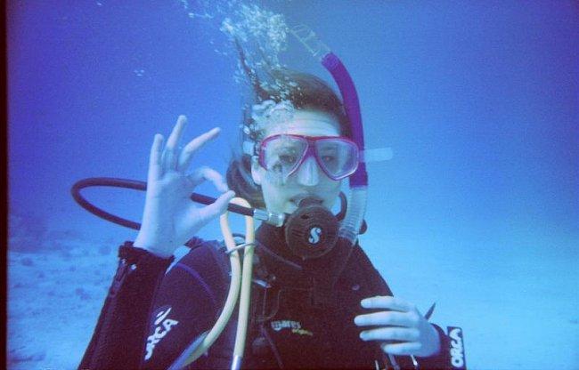Potápění II