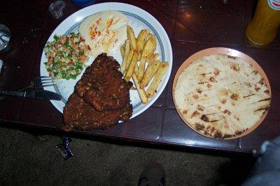 Západní jídlo po indicku (nahrál: admin)