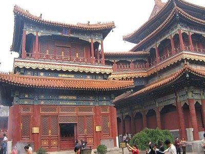 Peking - Lamaistický chrám (nahrál: admin)