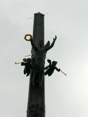 Obelisk - bohyně Niké (nahrál: admin)