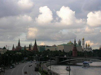 Zamoskvorečje - moskevská čtvrť (nahrál: admin)