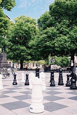 Šachovnice v Christchurch (nahrál: admin)