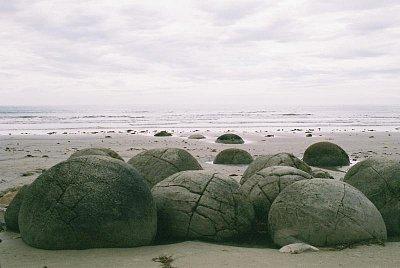 Moeraki Boulders (nahrál: admin)