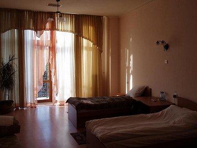 Hotelový pokoj (nahrál: admin)