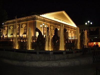 divadlo u Alexandrovského sadu (nahrál: Kamil Hainc)