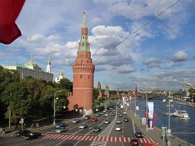 pohled na Kreml (nahrál: Kamil Hainc)