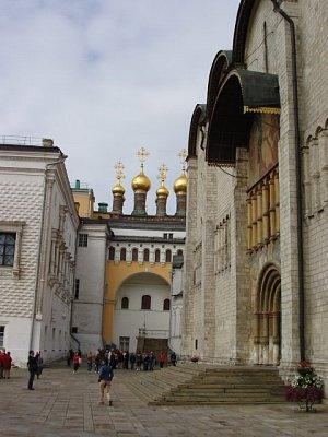 okolí Uspenského chrámu (nahrál: Kamil Hainc)
