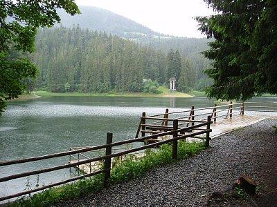 Siněvirské jezero (nahrál: Kamil Hainc)