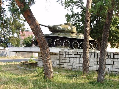 tank osvoboditel (nahrál: Kamil Hainc)