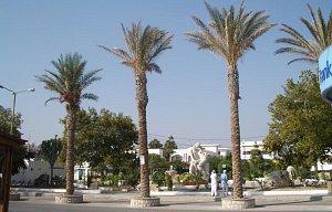 Řecko-Rhodos-Faliraki-říjen 2007