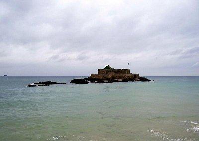 St.Malo - ostrůvek (nahrál: petras21)
