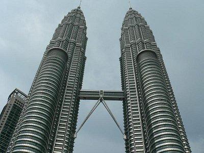 Petronas Twin Towers (nahrál: Jaroslav Marek)