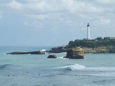Maják v Biarritz (nahrál: Trochy)