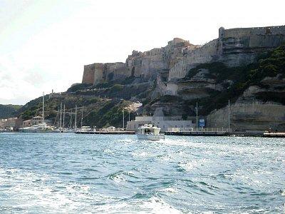 Bonifacio-vyjíždíme z přístavu (nahrál: Vlaďka)