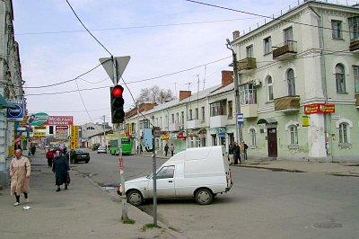 cesta na bazar v Poltavě (nahrál: jirstr)