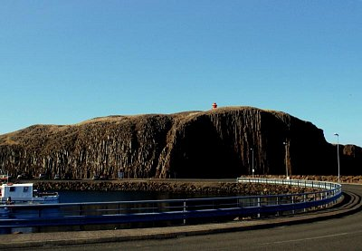 Stykkishólmur,přístav (nahrál: petras21)