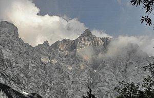 Slovinsko-cesta na Triglav a Vogel