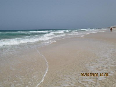 pláž u dun Corraleja (nahrál: sretka)