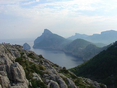 Mys Formentor (nahrál: Helča2)