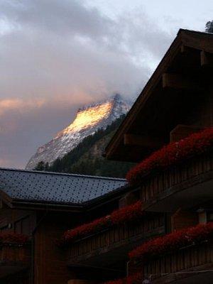 na 3 dny v Zermattu