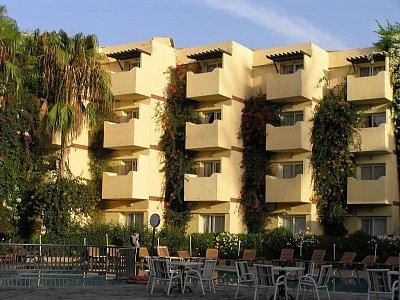Hotel Odysse Park (nahrál: Malíková Margita)