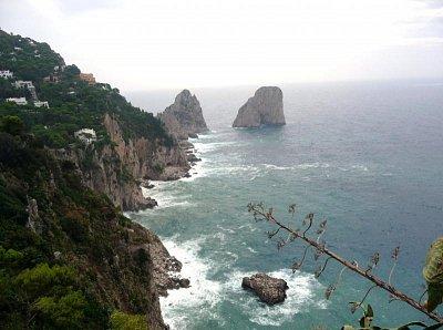 Capri - Okienkové skaly (nahrál: Anna Janečková)