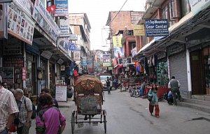 Nepál - Káthmándú