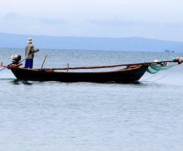 SIHANOUKVILLE - NEJZNÁMĚJŠÍ PLÁŽOVÉ LETOVISKO V KAMBODŽI