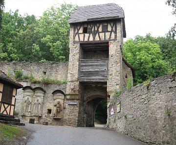 Staré hrady a zámky v okolí Heilbronnu
