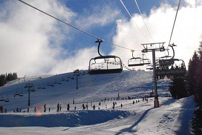 Francie lyže (nahrál: admin2)