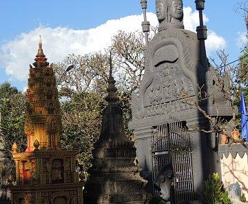 Kambodža 2015- první část