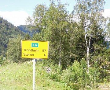 Skandinavie 2011 - Trondheim
