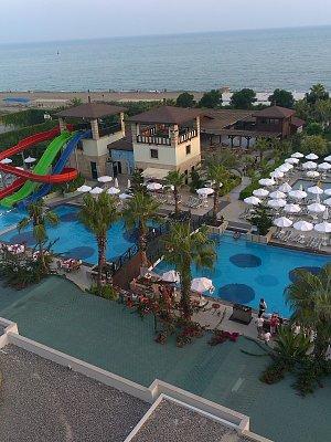 Turecko - hotel VERA  MARE