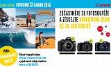 Časopis Lidé a Země vyhlašuje fotosoutěž CANON 2016 Překonávání limitů